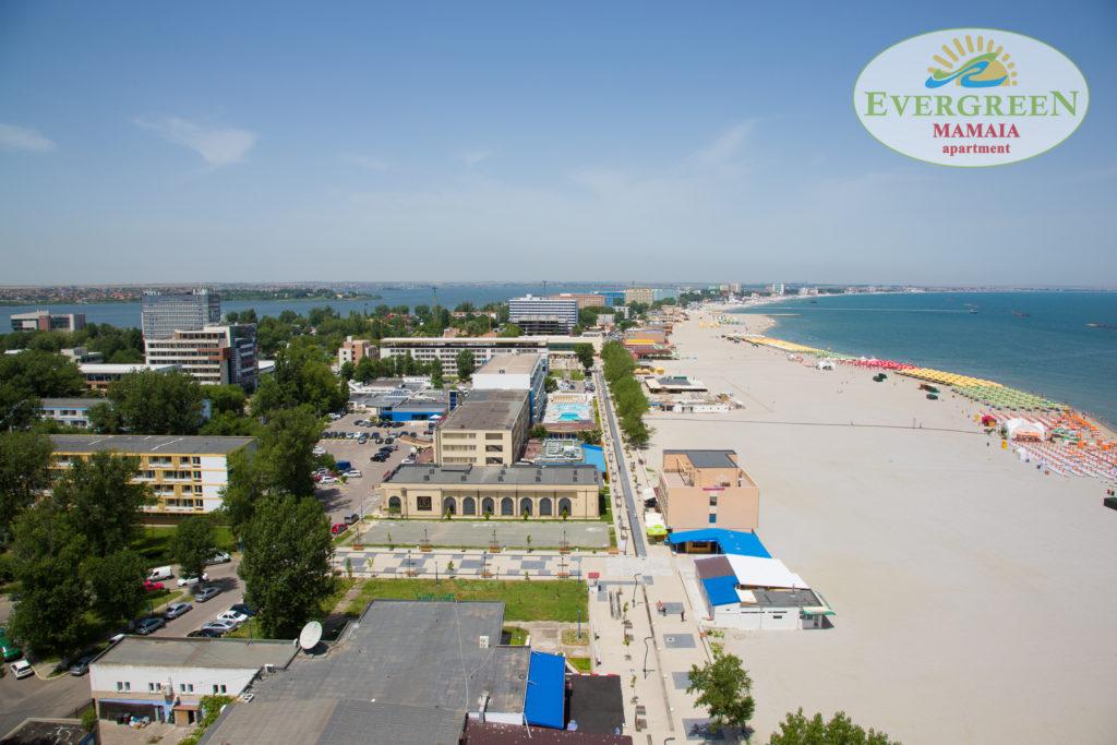 Plaja Mamaia sud