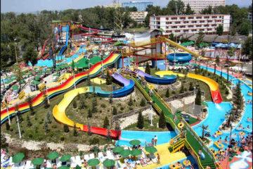 Aqvq Park Mamaia