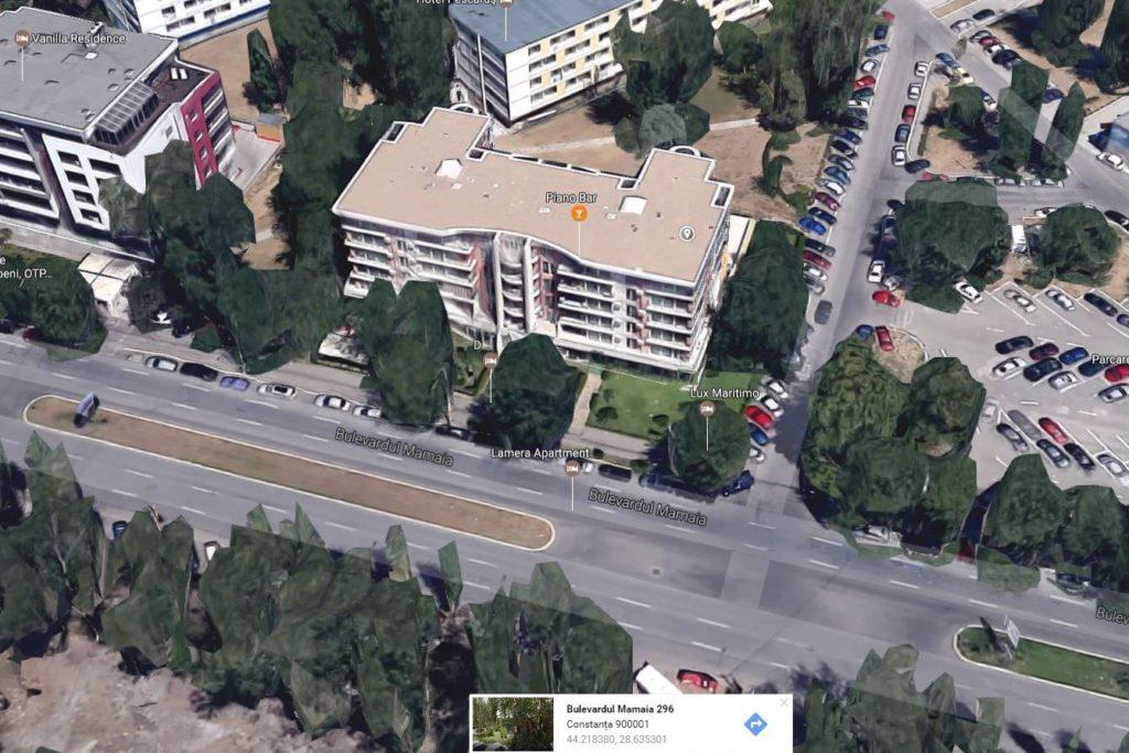 Poza Google Maps Mamaia