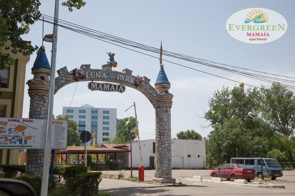 Luna Park - Sat vacanta Mamaia Sud